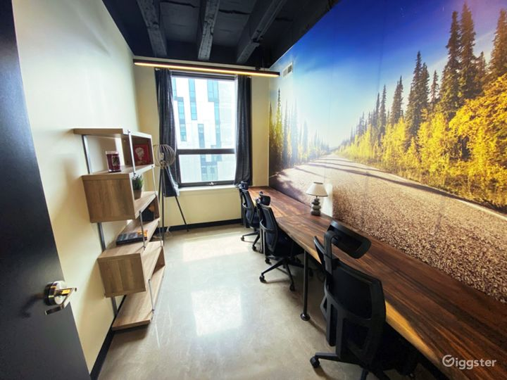 Private Office for 3-4 in Pilsen