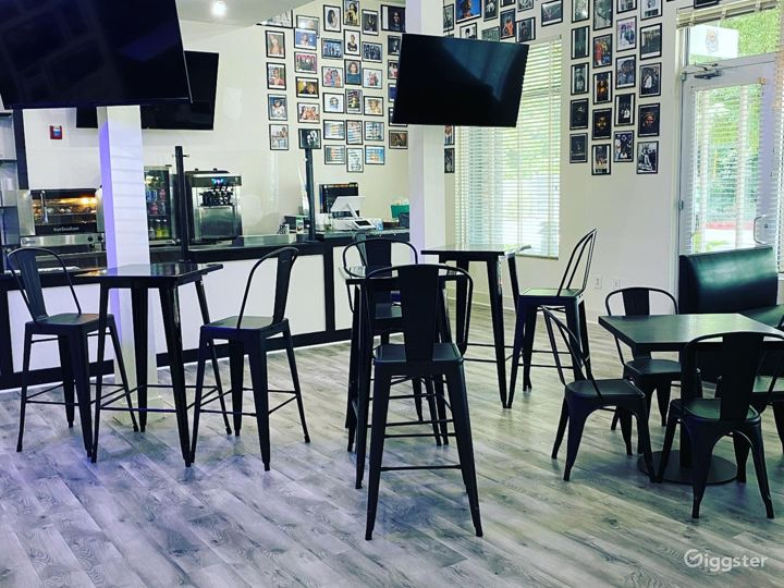 Restaurant/Event Space in Atlanta Photo 2