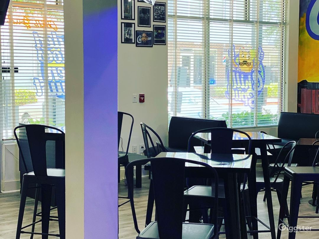 Restaurant/Event Space in Atlanta Photo 1