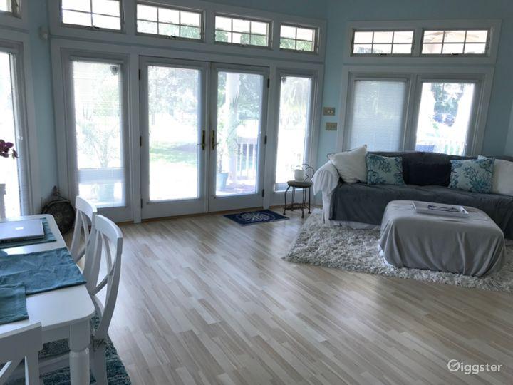 The Oceanless Beach House Photo 5