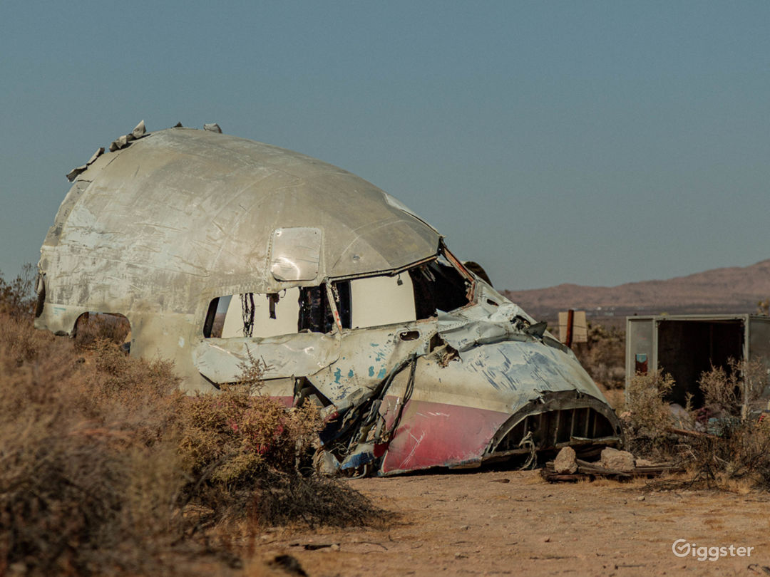 40 Acre Desert Wasteland | The Eclectic West Photo 3