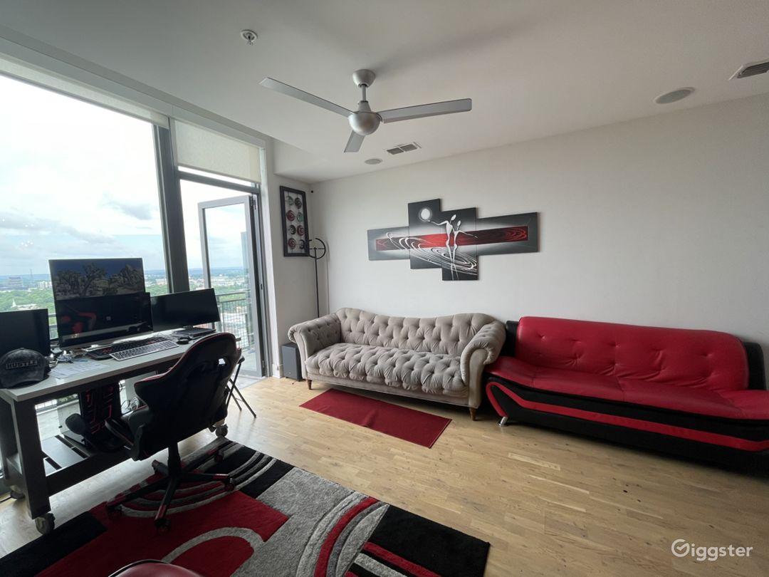 Elegant Luxurious penthouse suite  Photo 1