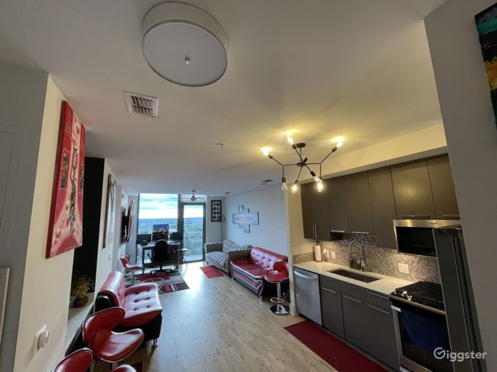 Elegant Luxurious penthouse suite  Photo 5