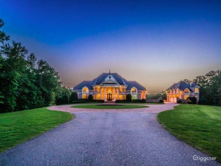 23 Acre Gated Estate in Newnan Photo 3