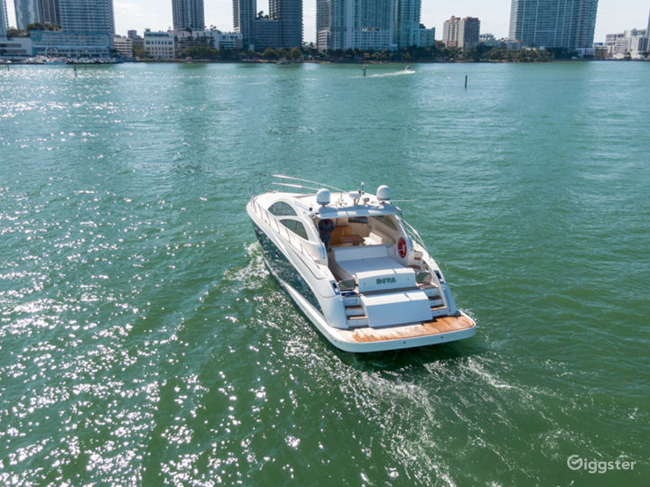 Supreme 55FT ASTONDOA Party Yacht Space Events Photo 5