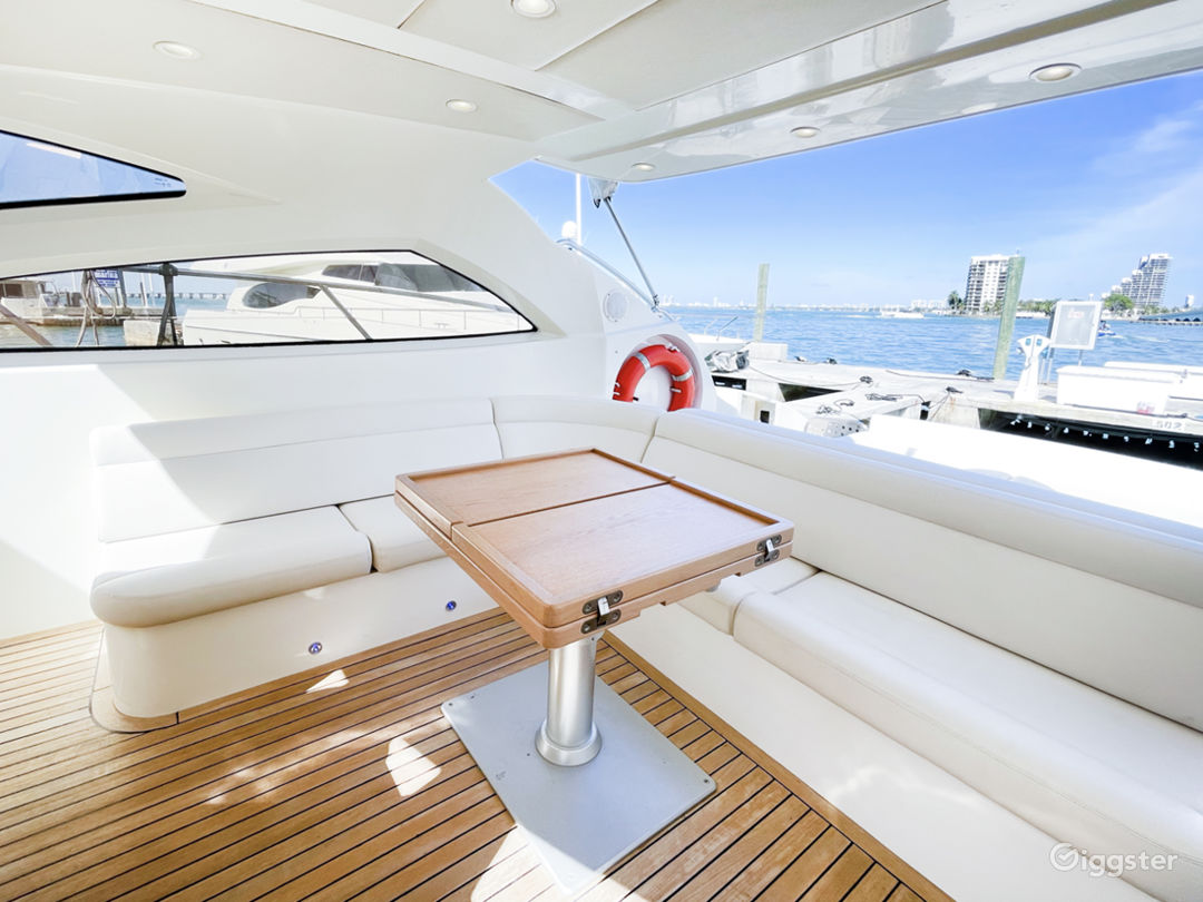 Supreme 55FT ASTONDOA Party Yacht Space Events Photo 1