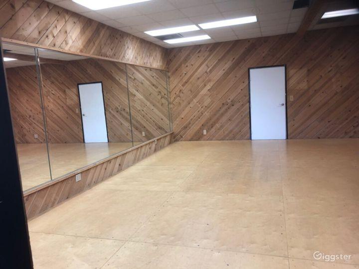 Super Hip Dance Room in Torrance