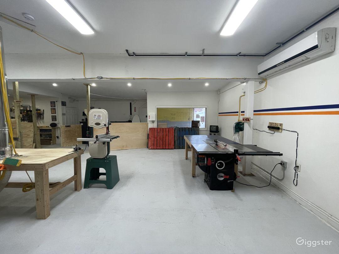 Wood Workshop Photo 1