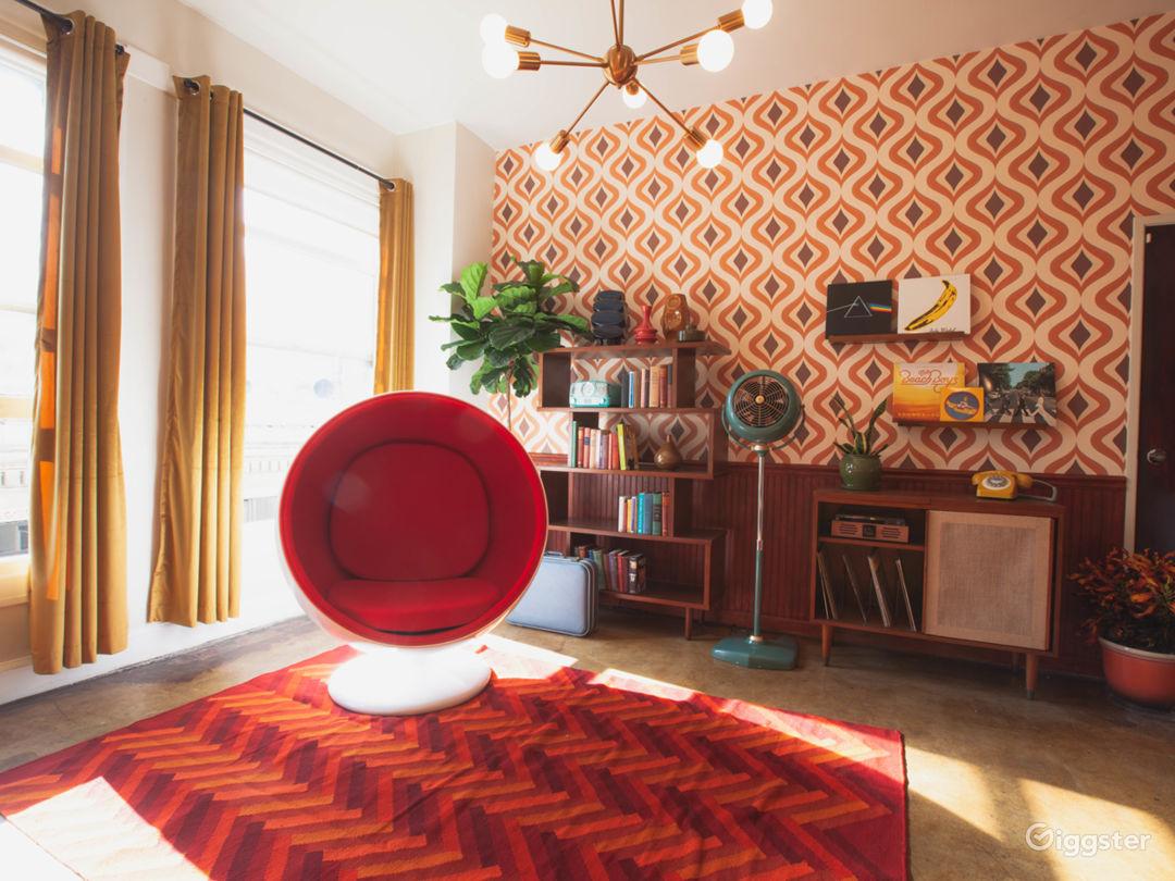 1960s Retro DTLA Loft w/ Kitchen Photo 5