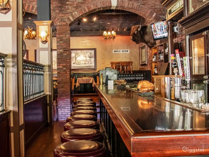 Main Dining Bar