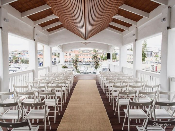 The Sky Chapel for Purpose-Built Ceremony Space  Photo 2
