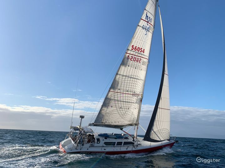 Sailing Yacht for Productions Photo 5