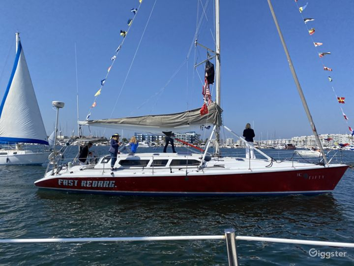 Sailing Yacht for Productions Photo 3