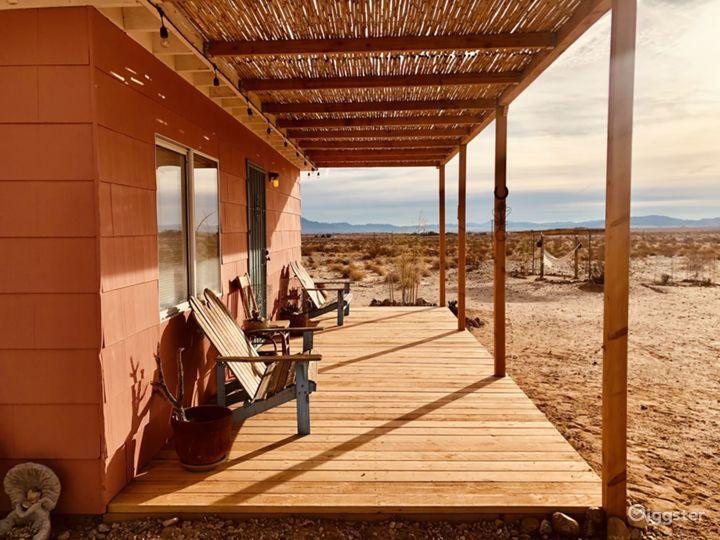 Western Bohemian Desert Ranch Photo 3