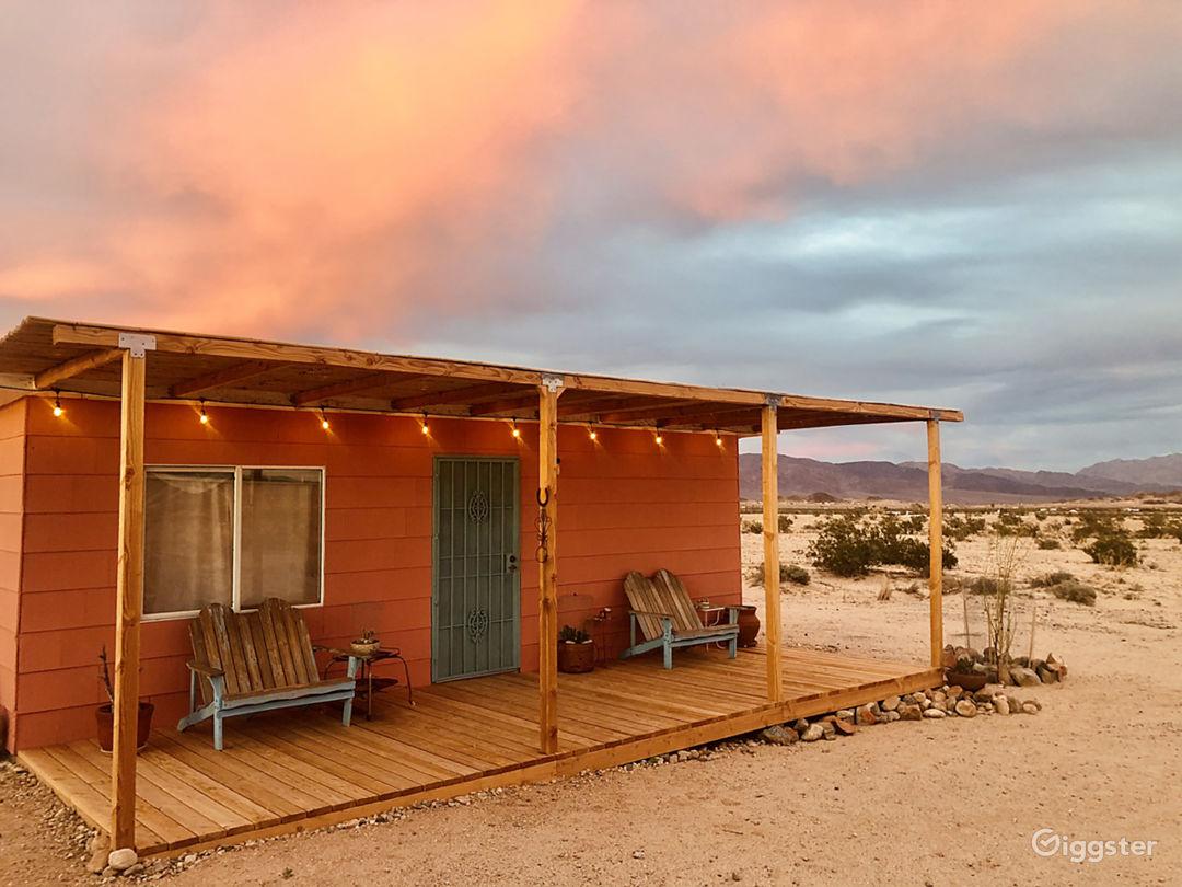 Western Bohemian Desert Ranch Photo 1