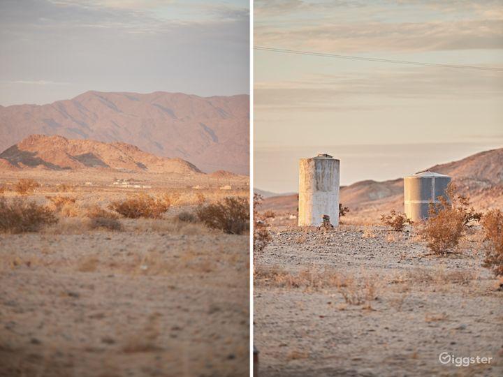 Western Bohemian Desert Ranch Photo 2