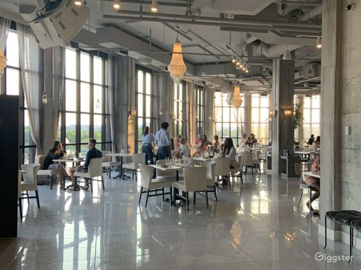 Private Dining with a Perfect View - Restaurant & Bar Buyout Photo 5