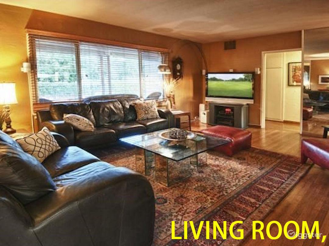 LIVING ROOM, 13 2669 ARDSHEAL DRIVE, LA HABRA HEIGHTS, CA, LOS ANGELES COUNTY