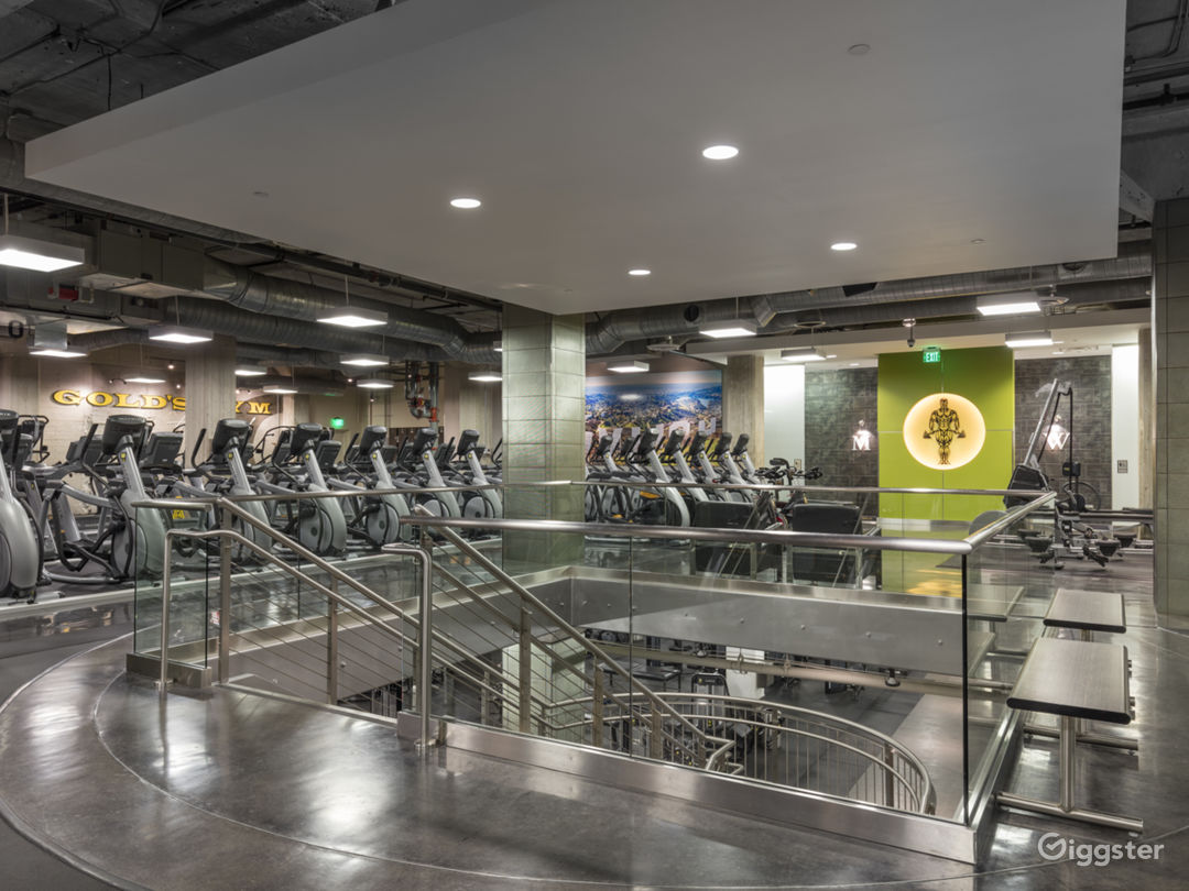 High-end, modern, iconic fitness facility Photo 1