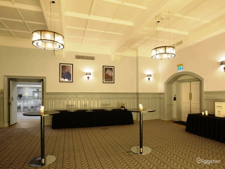 The Fabulous Regent Room In Glasgow Photo 4