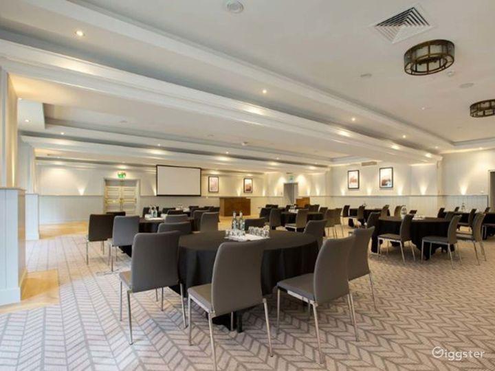 The Fabulous Regent Room In Glasgow