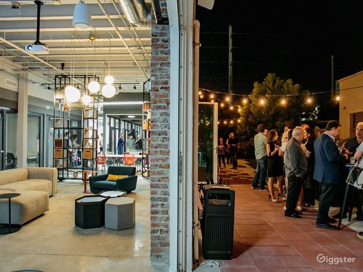 Outdoor Event Space in Miami Photo 2