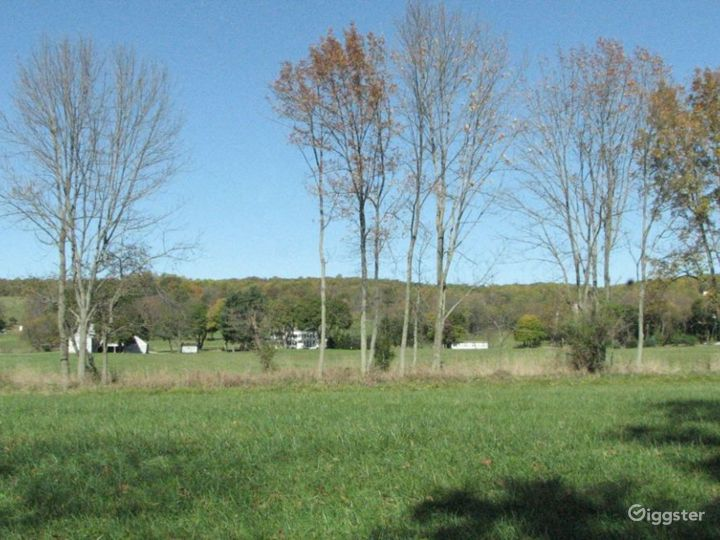 Bucolic farmhouse: Location 4168 Photo 4