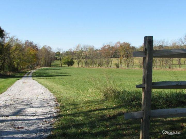 Bucolic farmhouse: Location 4168 Photo 5