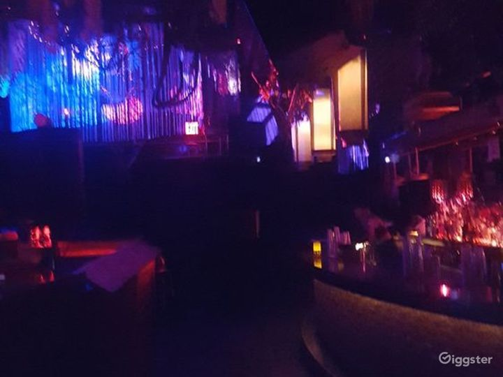 Intimate Nightclub/ Indoor Lounge  in Miami Beach Photo 4