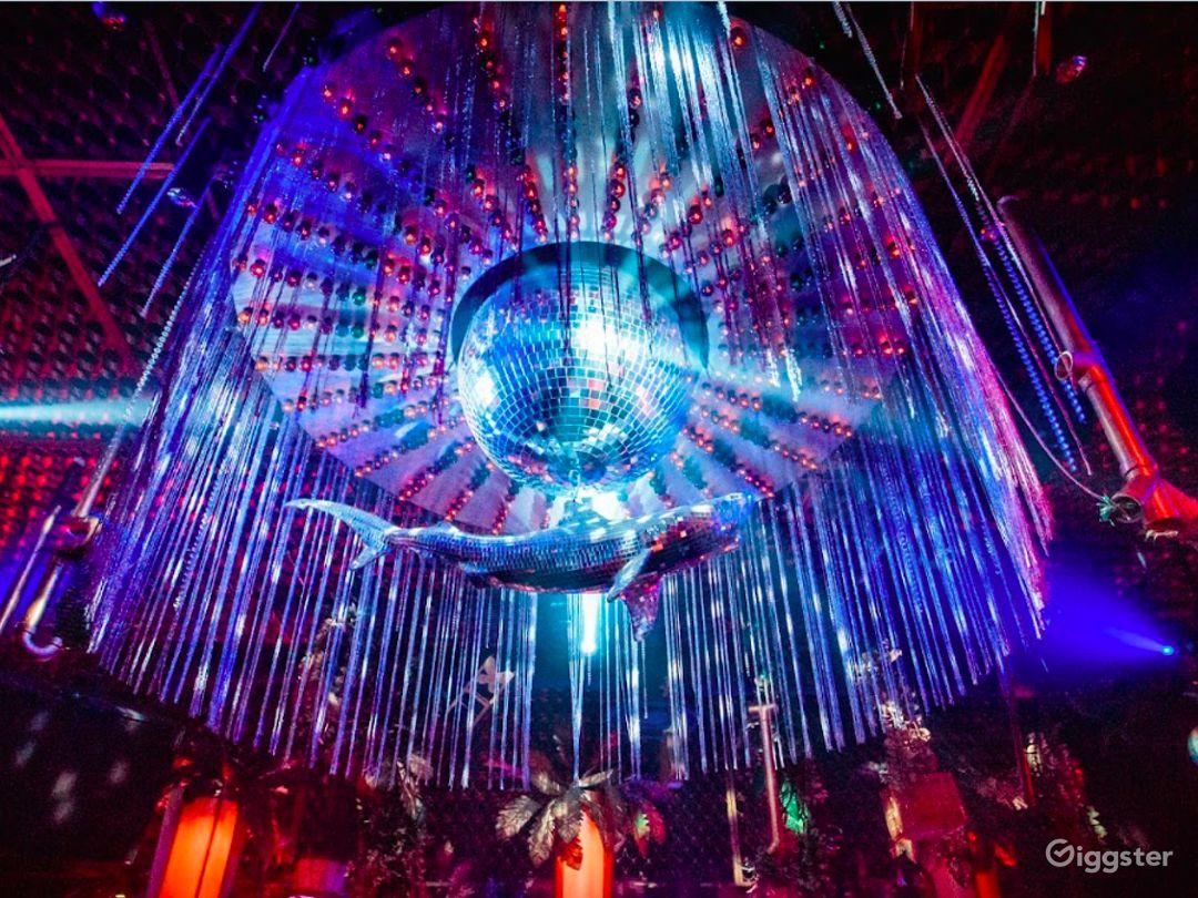 Intimate Nightclub/ Indoor Lounge  in Miami Beach Photo 1