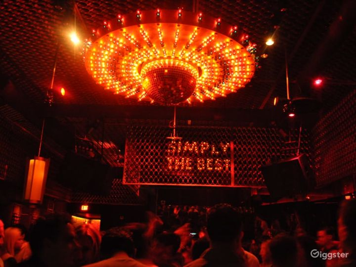 Intimate Nightclub/ Indoor Lounge  in Miami Beach Photo 3