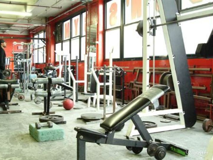 Boxing gym and trying facility: Location 4092 Photo 3