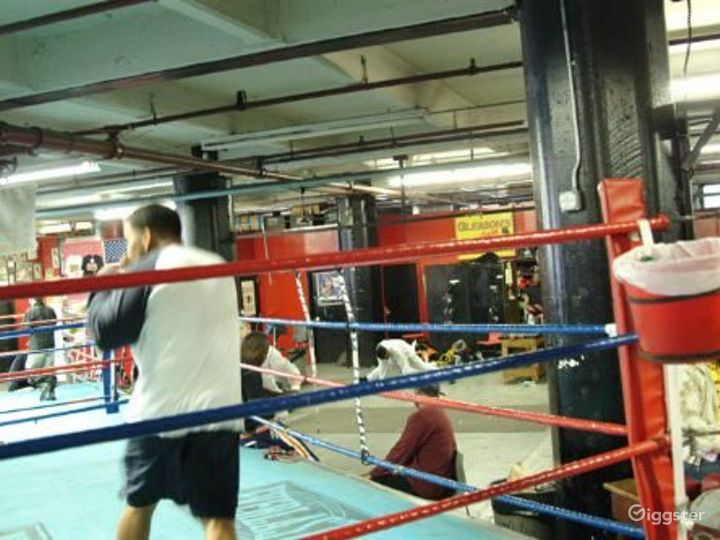 Boxing gym and trying facility: Location 4092 Photo 5
