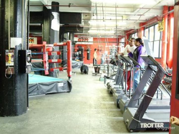 Boxing gym and trying facility: Location 4092 Photo 4