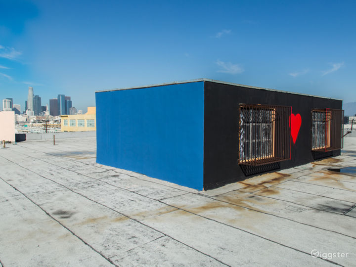Great Rooftop for Events, Film and Photo