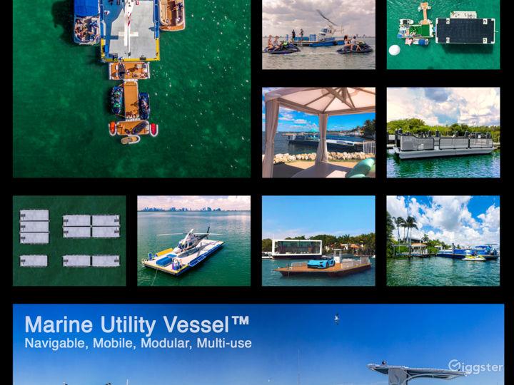 Heliboat®, Seaplane Dock - Open Deck Area Vessel Photo 5