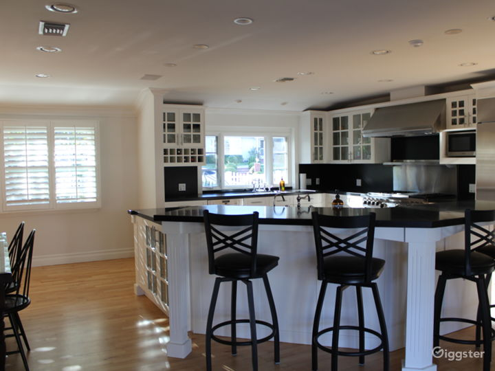 Lots of Natural light; expansive eat in kitchen with breakfast bar