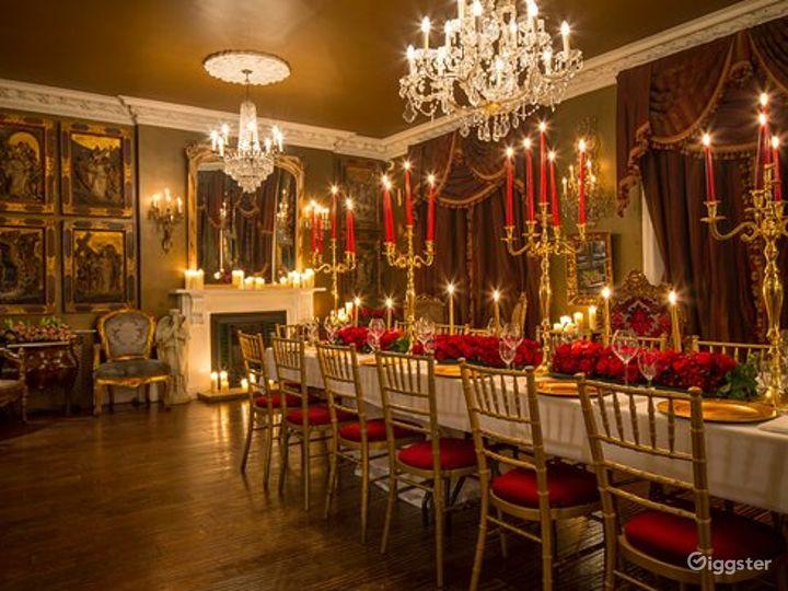 Elegant Ballroom in London Photo 5