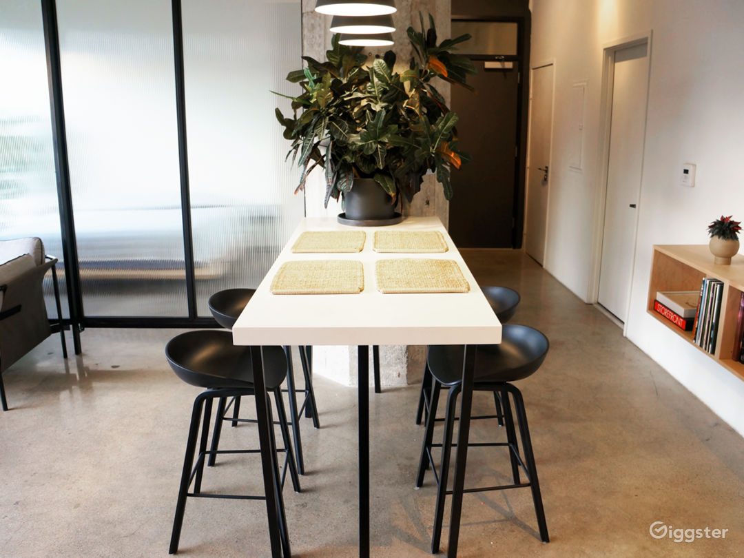 Downtown Los Angeles Industrial Loft Space Photo 4