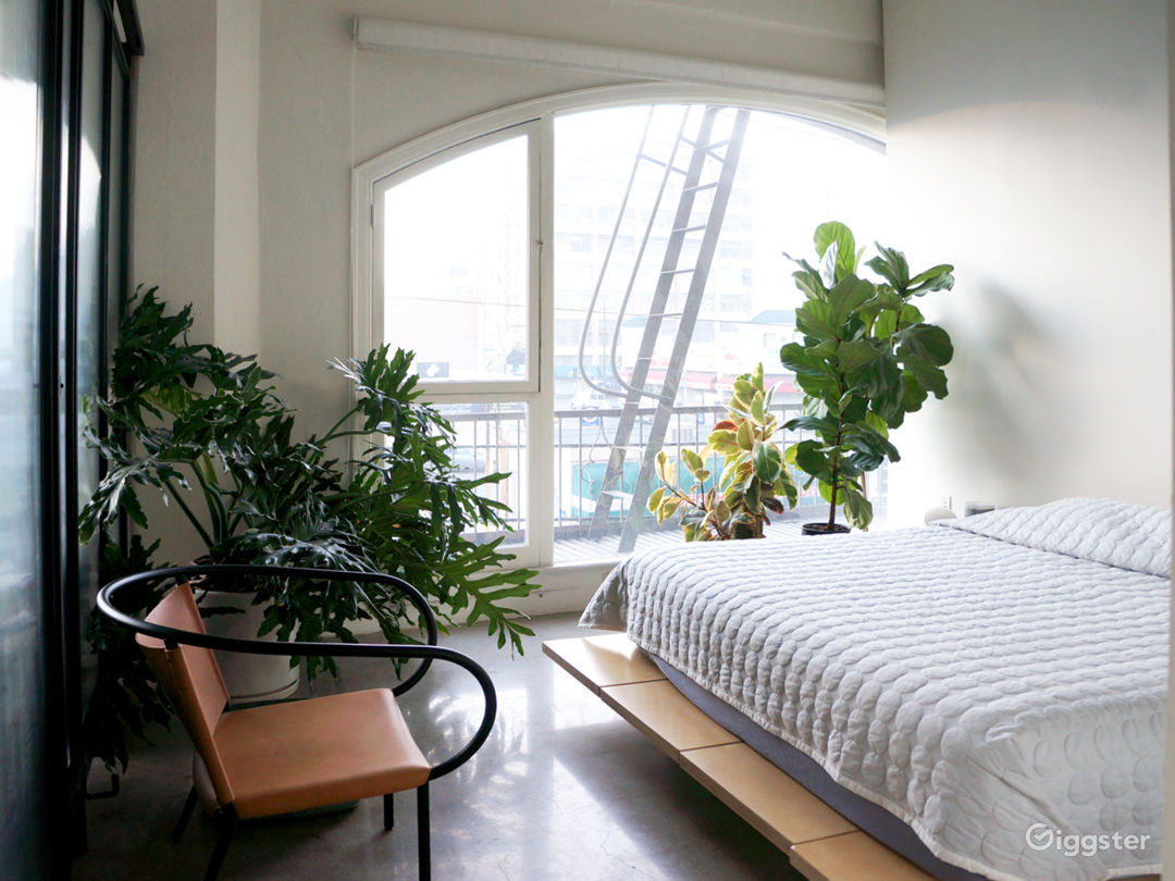 Downtown Los Angeles Industrial Loft Space Photo 1