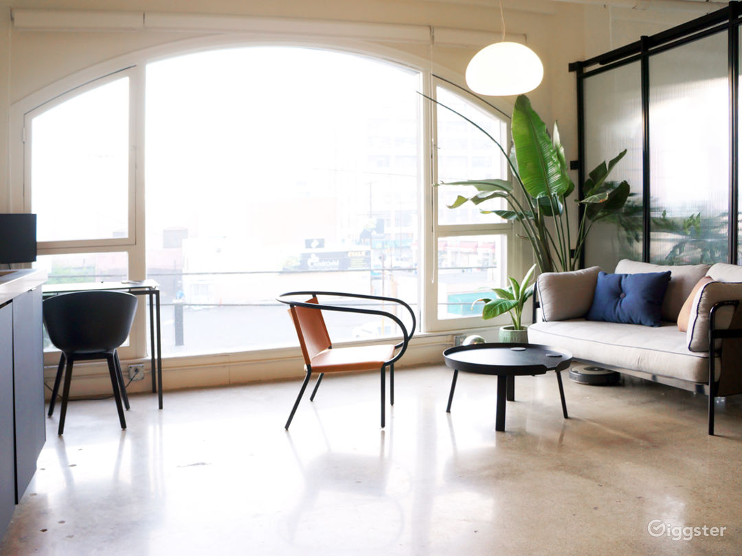 Downtown Los Angeles Industrial Loft Space Photo 3