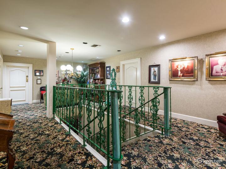 Upstairs Lobby
