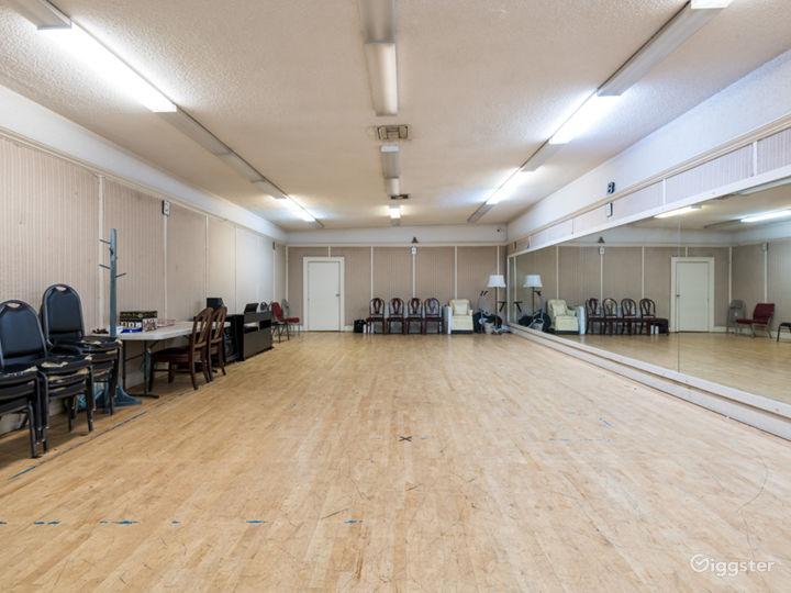 324 N Orange St  Dance Studio