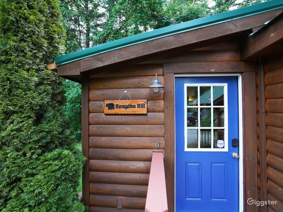 Lovely Secluded Cabin with Large Yard and Hot Tub Photo 4