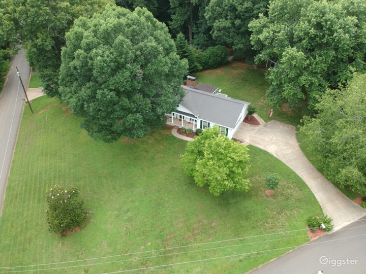 Large Property with Beautiful Oaks, Maple, Magnolia, and More
