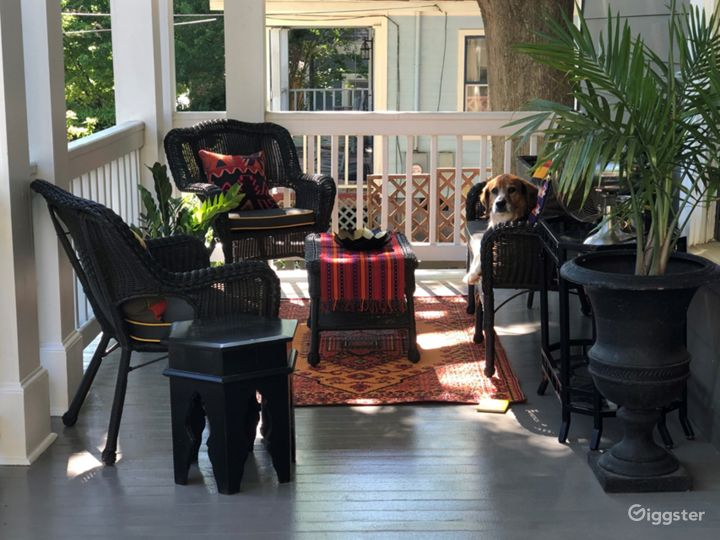 Cabbagetown Award Winning Porch! Photo 2