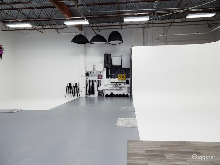 Creative Production Studio for Photoshoot