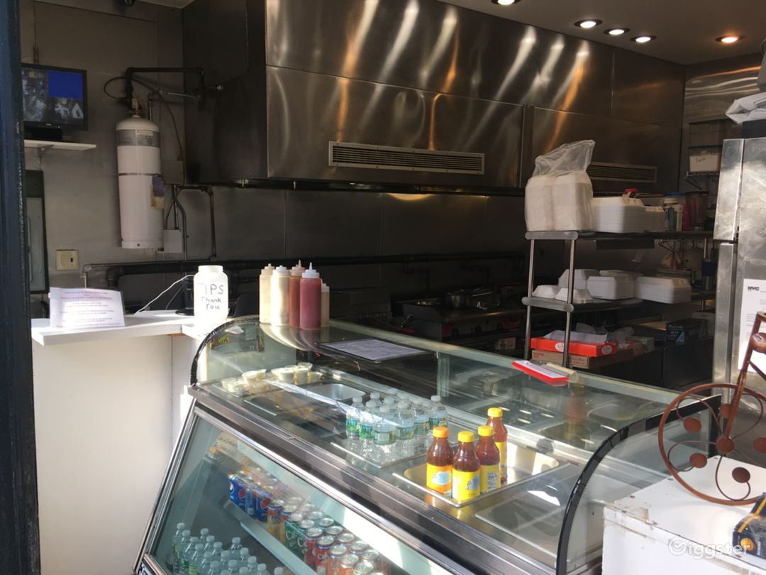 Brooklyn, urban fast food joint Photo 4