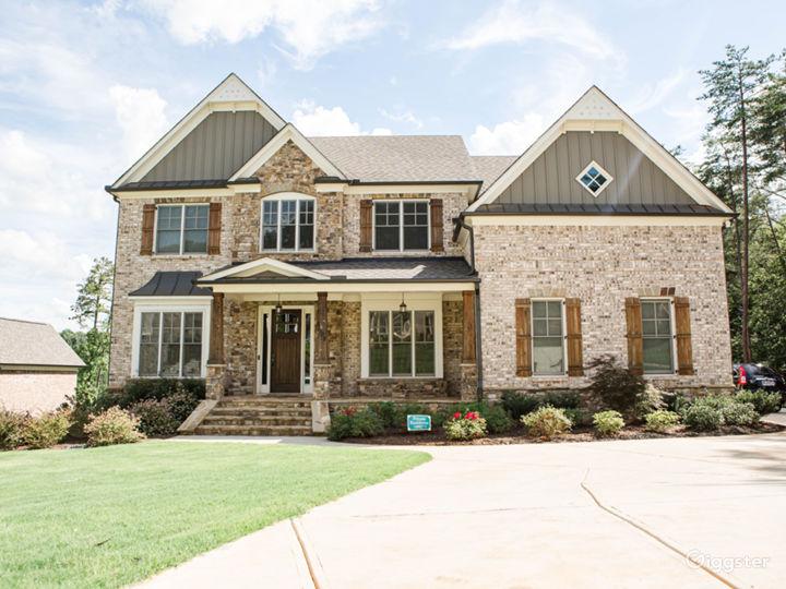 Craftsman Style home in Marietta, GA