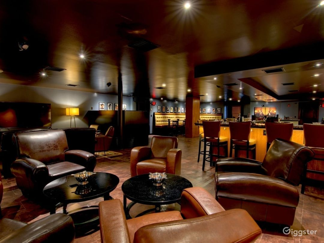 Slow Burn Cigar Cocktail Lounge Photo 1